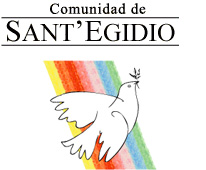 logotipo de la Comunidad de San Egidio