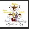 DOMINGO 25 DE NOVIEMBRE: El Rey Jesús