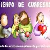 CUARESMA 2019: ¡Vuelve, sin miedo, a experimentar la ternura sanadora de Dios!