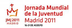 logotipo de la Jornada Mundial de la Juventud. Madrid 2011